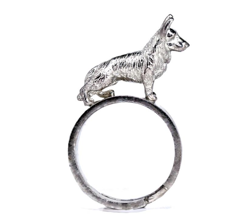 pastore-tedesco-anello
