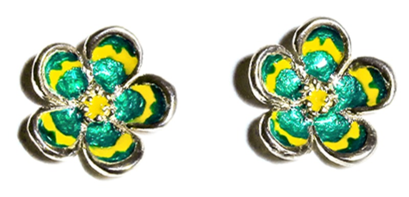 orecchini-non-ti-scordar-di-me-giallo-verde