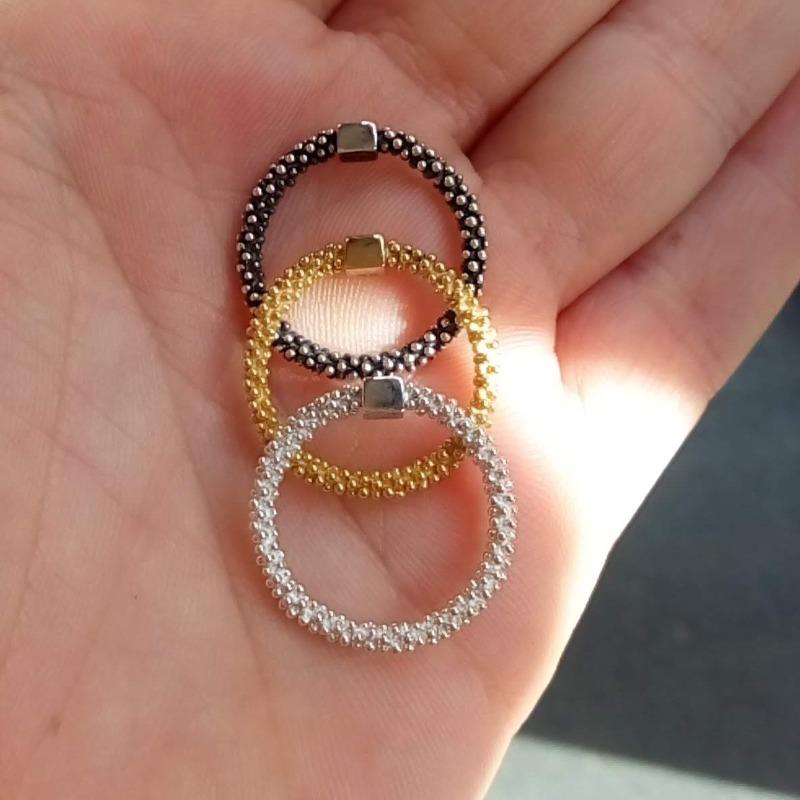 anello-sfere-oro-rosa