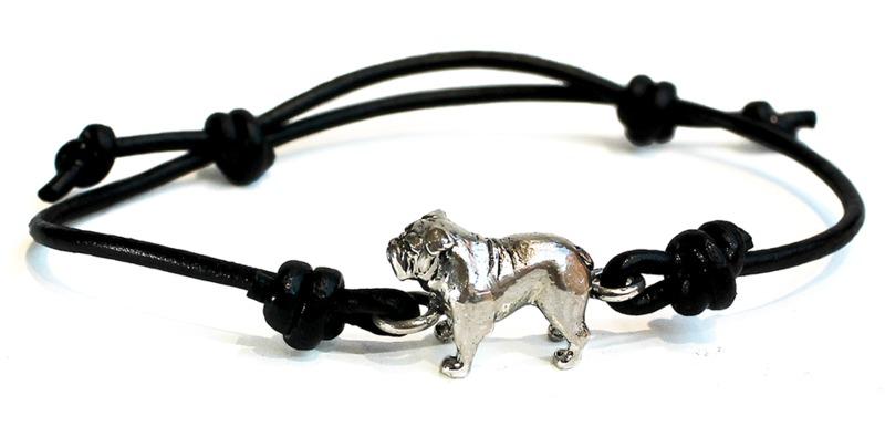 bulldog-inglese-bracciale