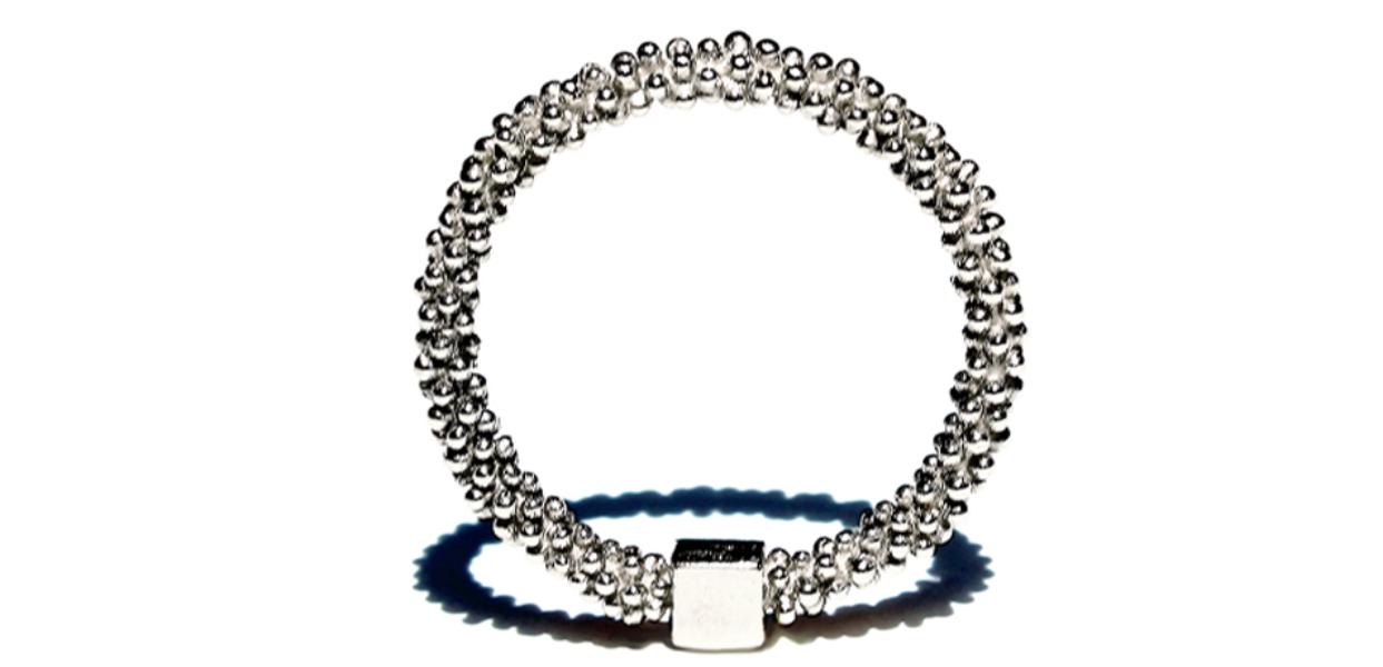 anello-sfere-argento