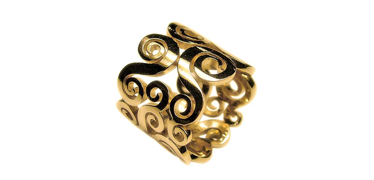 anello-spirali-oro-giallo